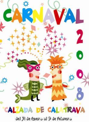 Programa de Carnaval 2008